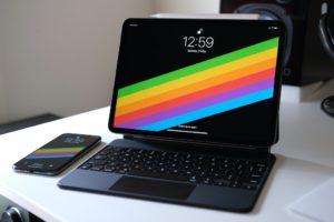 iPad 巧控鍵盤