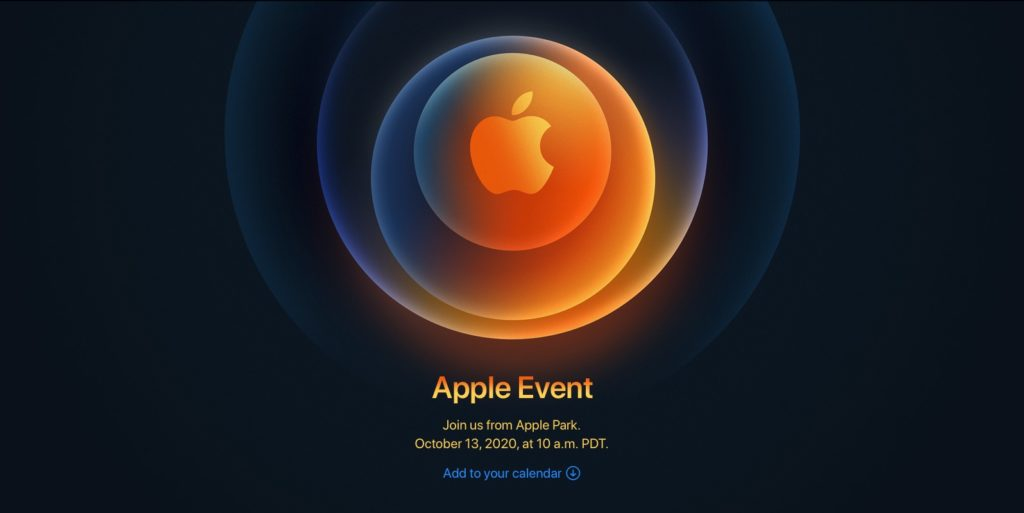 Apple Event 10.13