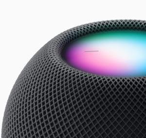 HomePod mini Siri