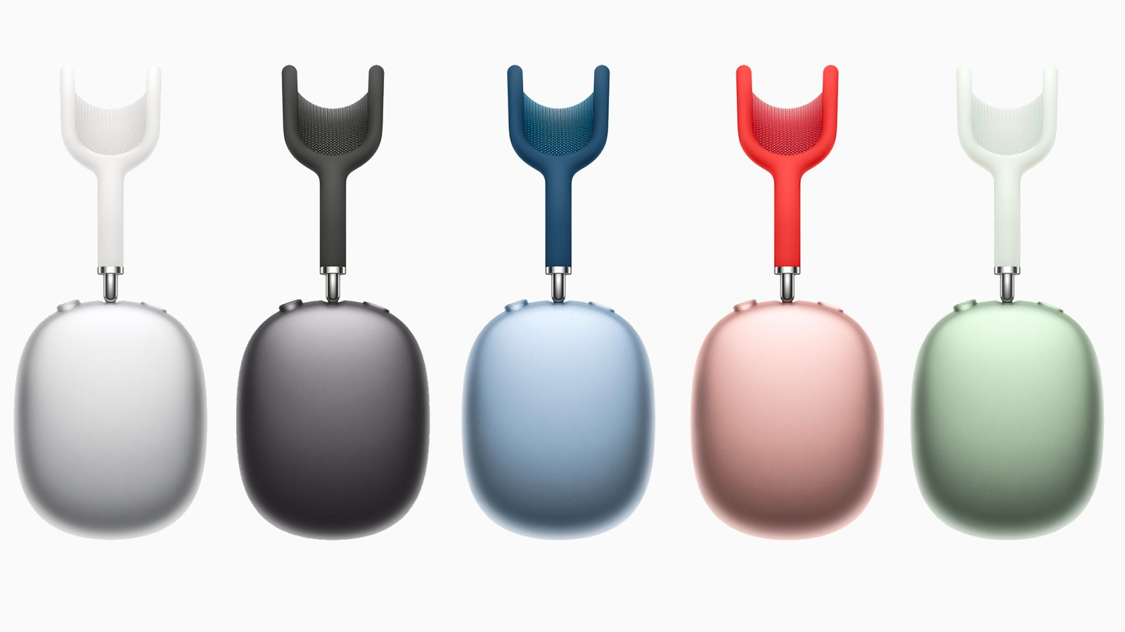 airpods max 5 colors