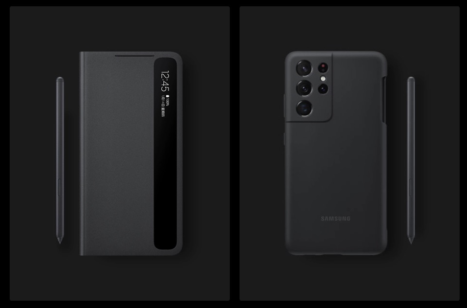 Galaxy S21 Ultra 保護殼