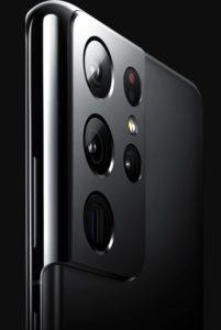 Galaxy S21 Ultra 鏡頭